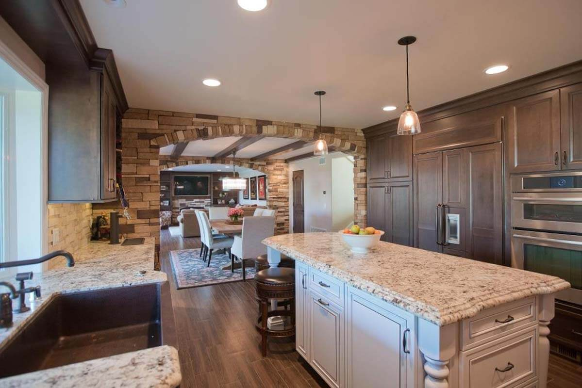 Kitchen Island, Large Kitchen Island, Kitchen Remodeling in Orange County