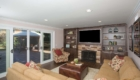 Remodeled Television Area, Home Entertainment, Whole Home Renovation