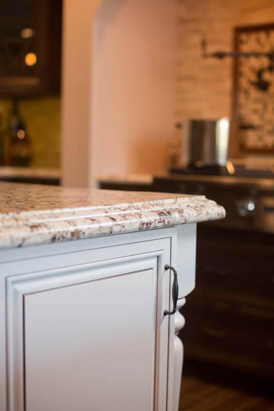 Kitchen Counter, White Kitchen Counter, White Kitchen Island