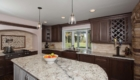 Irvine California, Kitchen Bay Window, Bright Kitchen, Large Kitchen Island