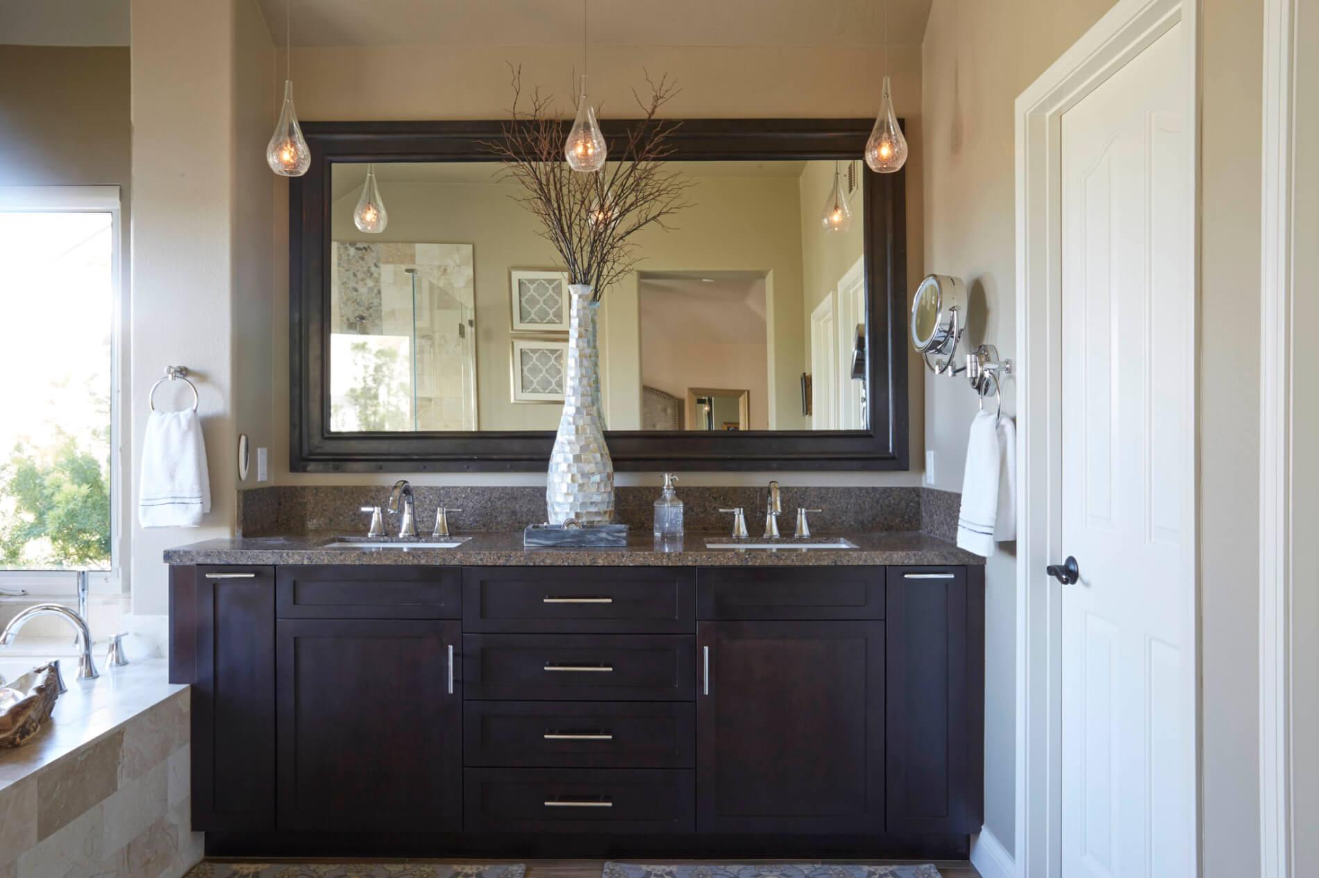 Large Bathroom Vanity, Bathroom Vanity Remodel, Bathroom Storage