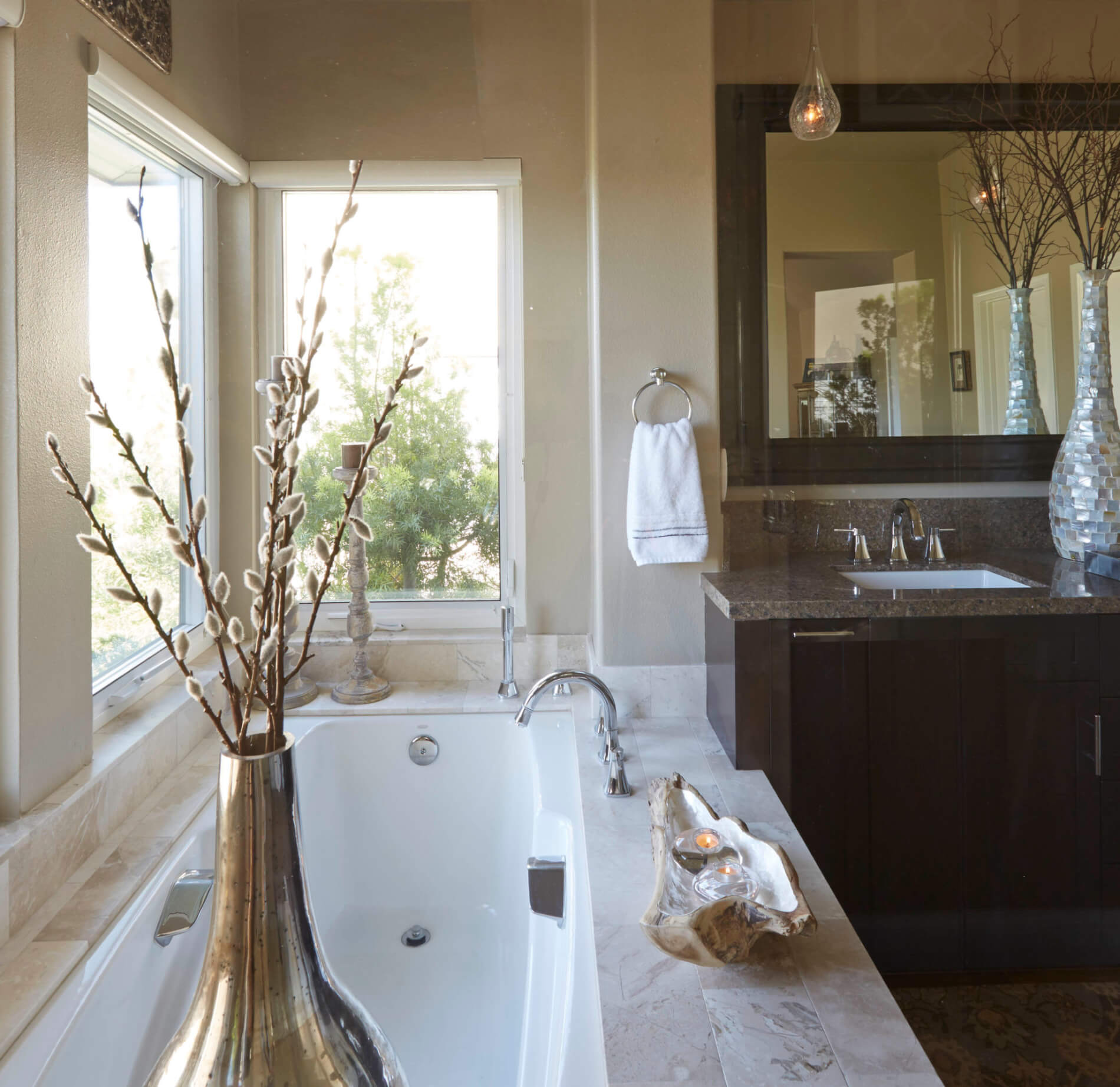 Orange County Luxury Bathroom Remodel, Bathroom Remodeling Companies in Orange County, Residential Bathroom Remodeling Companies