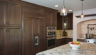 Dark Cabinetry, Huntington Beach Kitchen Remodel,