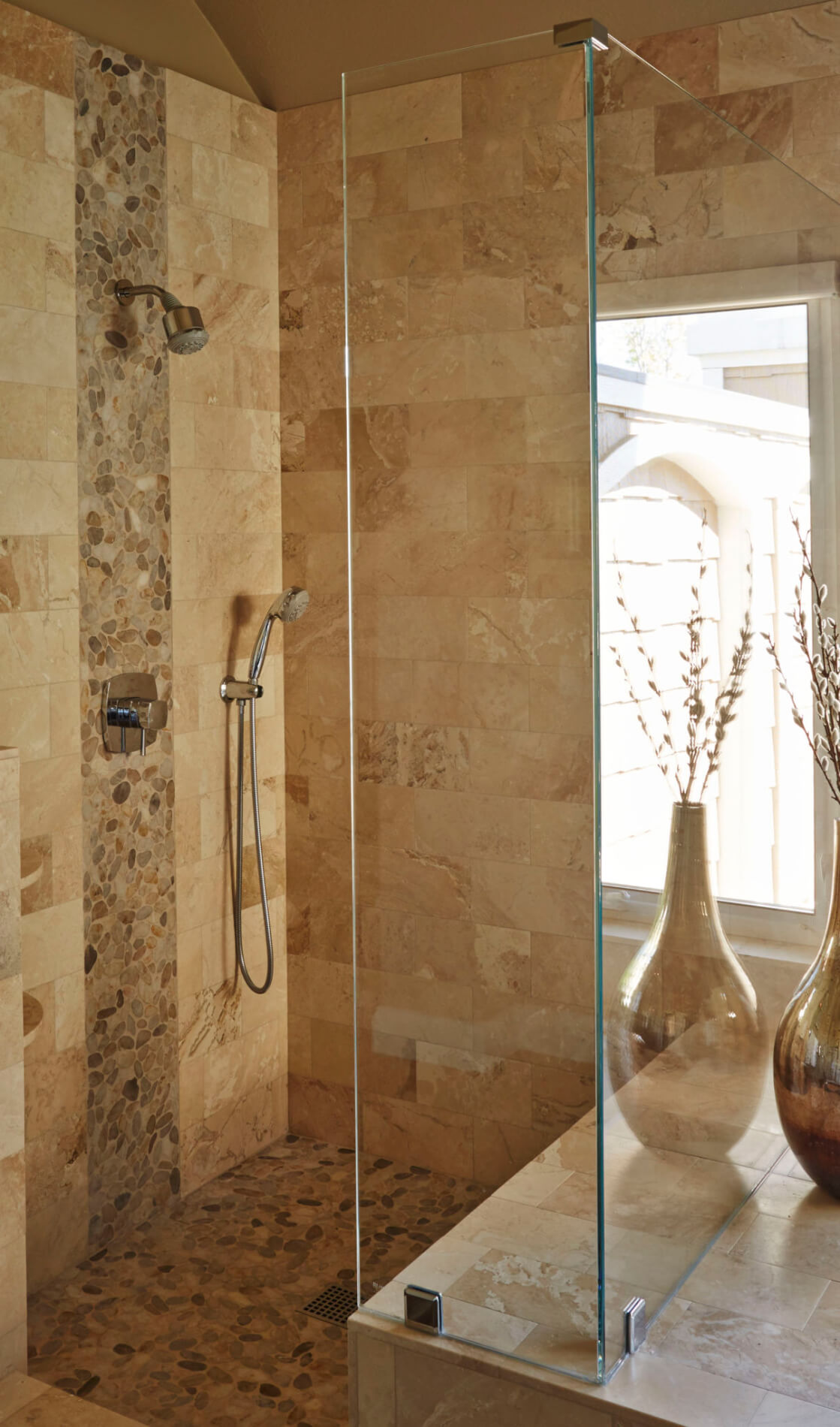 Large Shower, Shower Remodeling Companies, Bathroom Remodeling Companies