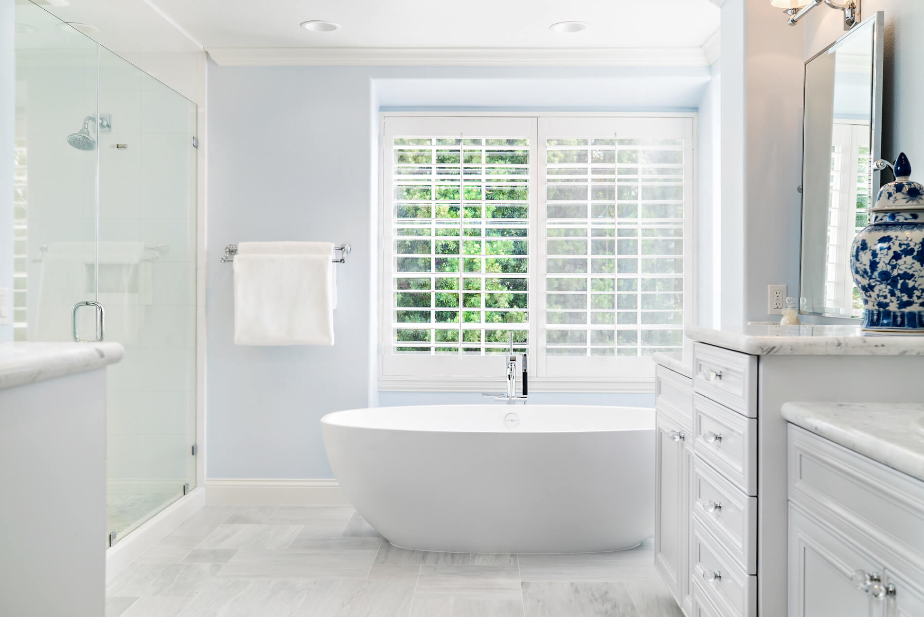 Full Bathroom Renovation Orange County, Large Bathroom Renovation Irvine, Bathroom Renovation Services