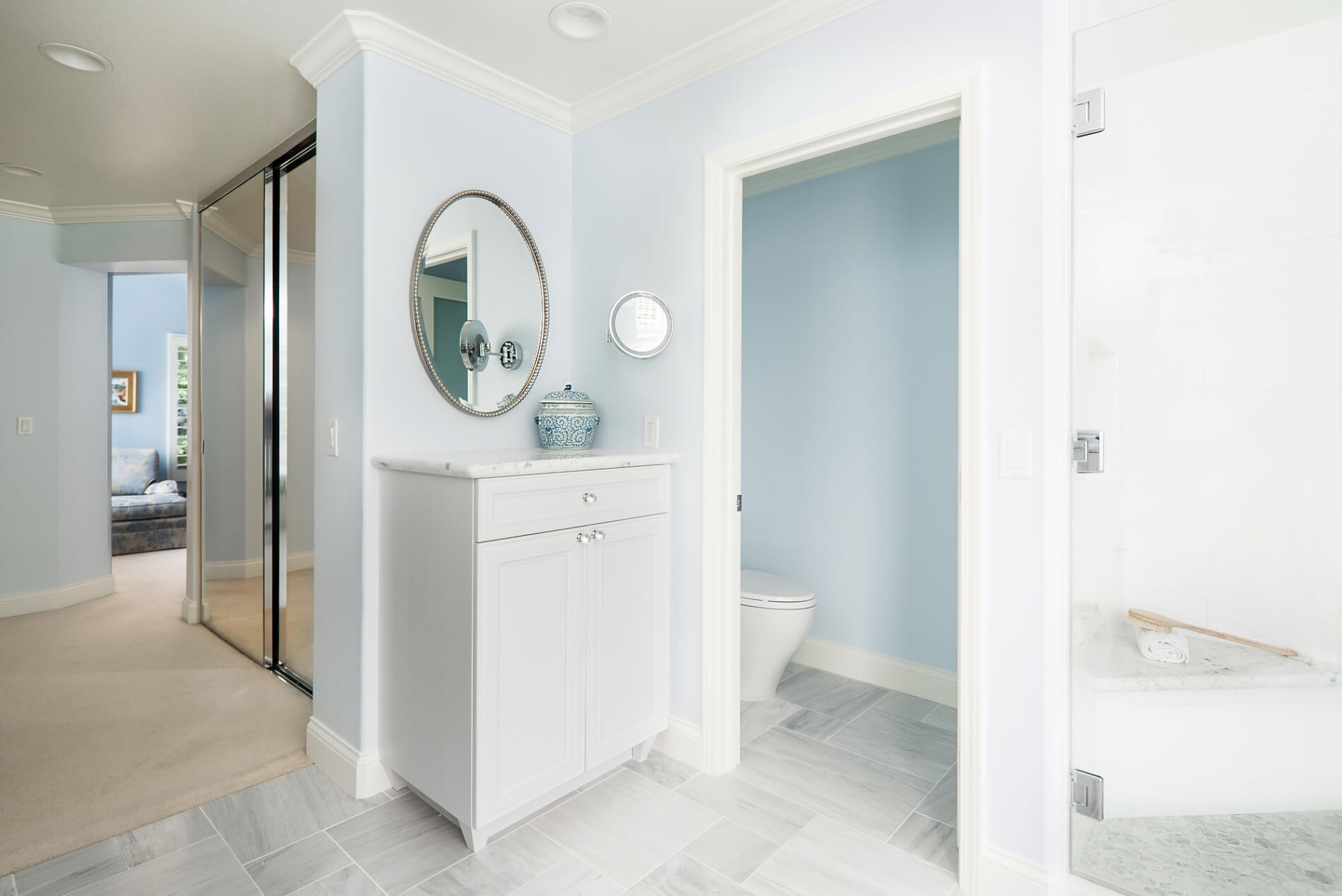 Full Bathroom Remodel, Home Construction Companies, Bathroom Contractors