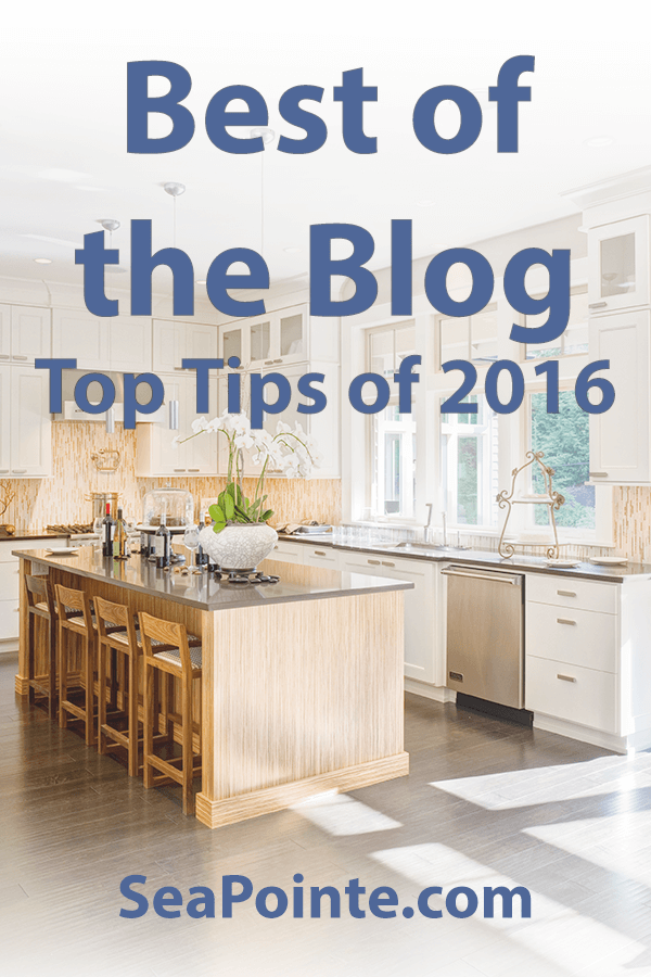 Best of the Blog – Top Home Improvement Tips of 2016