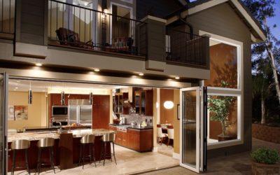 Indoor Outdoor Living in California, Outdoor Living Area Renovation, Outdoor Kitchen Renovation