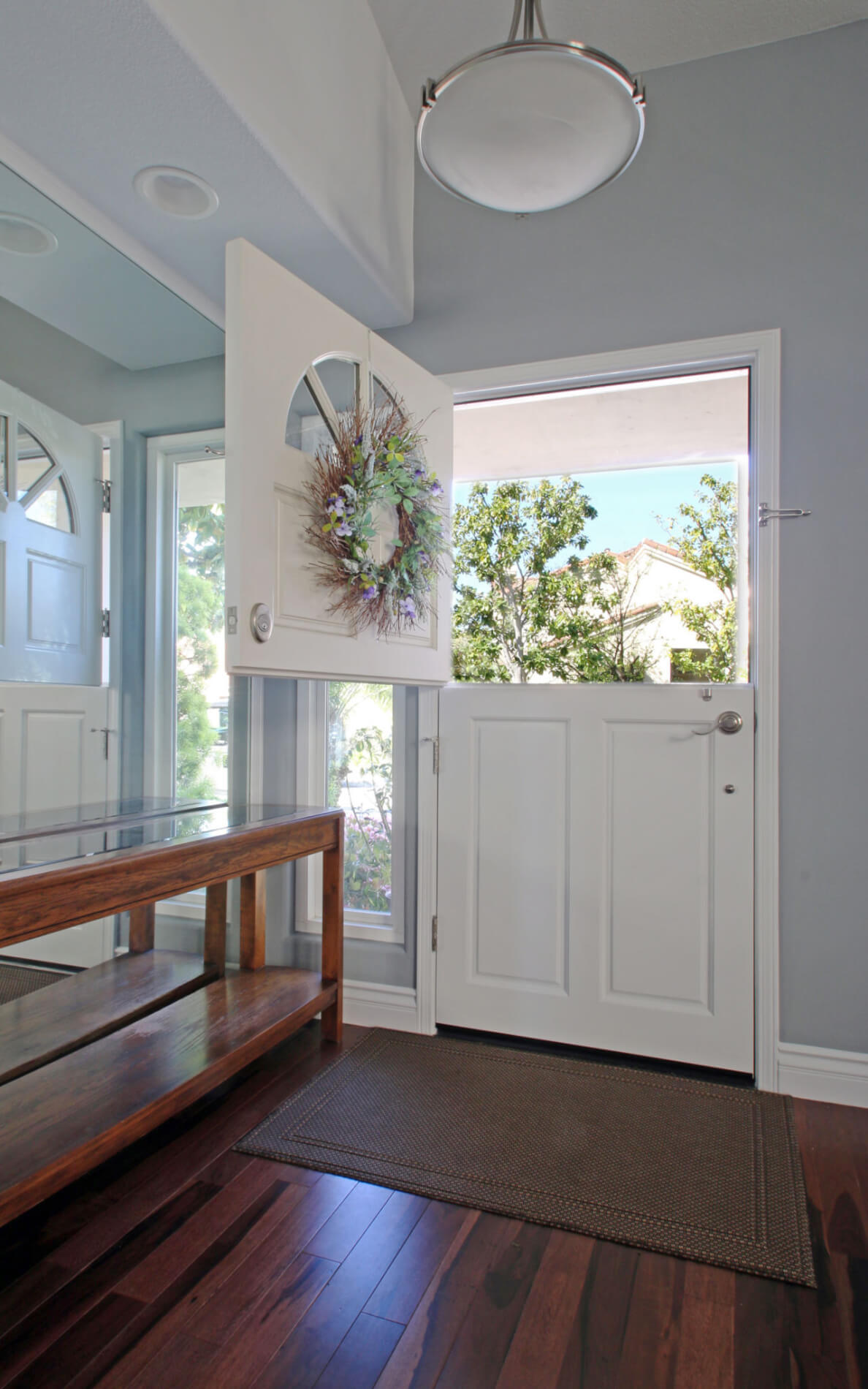Barn Door Remodel Orange County, Orange County Home Remodel includes a Pocket Door,