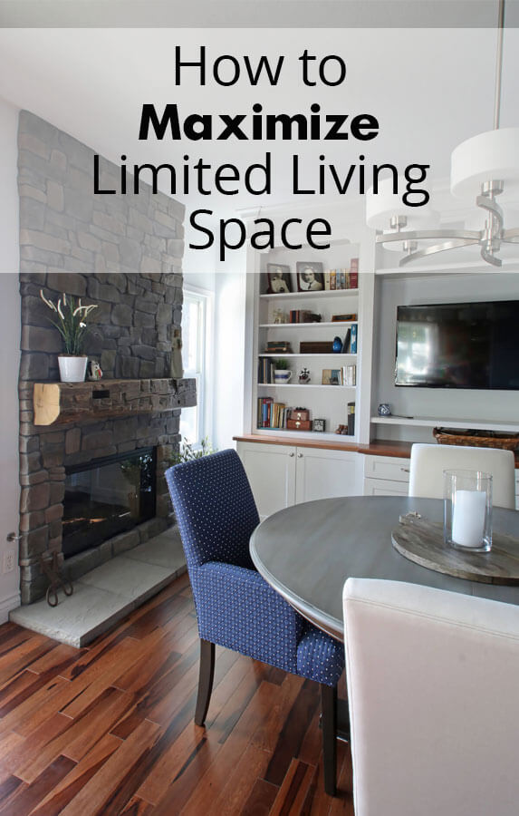 How to Maximize Limited Living Space