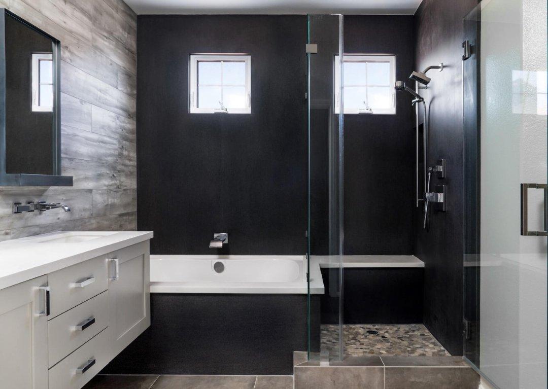 Huntington Beach Bathroom Makeover