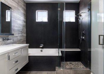 Luxury Master Bathroom Design, Master Bathroom Remodel Huntington Beach, Huntington Beach Home Remodeling