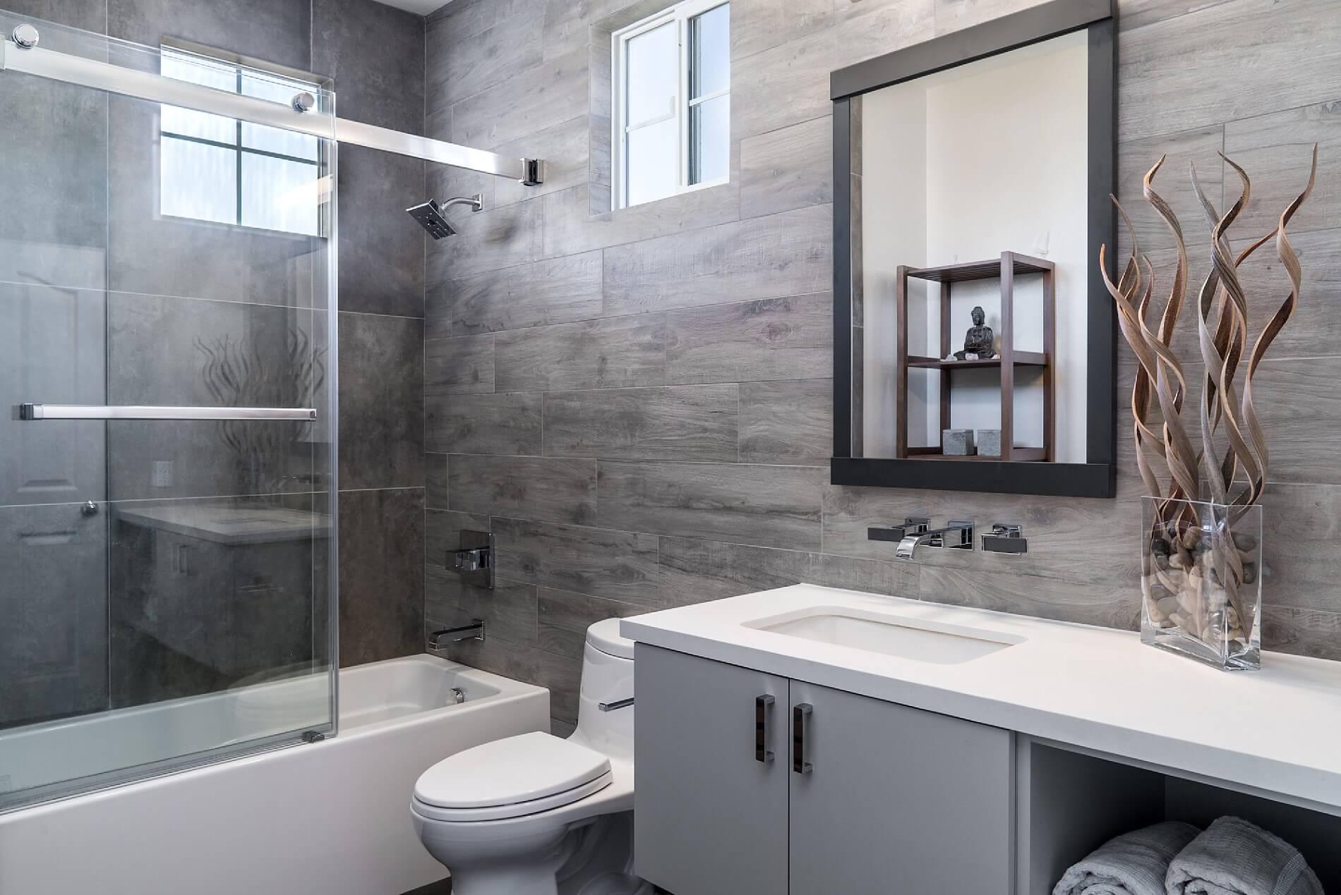 Remodeled Secondary Bathroom, Huntington Beach Bathroom Makeover