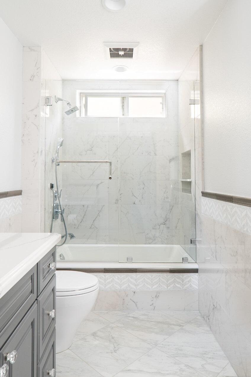 Master Bathroom Large Shower Design, Maser Bathroom Design, Luxury Master Bathroom