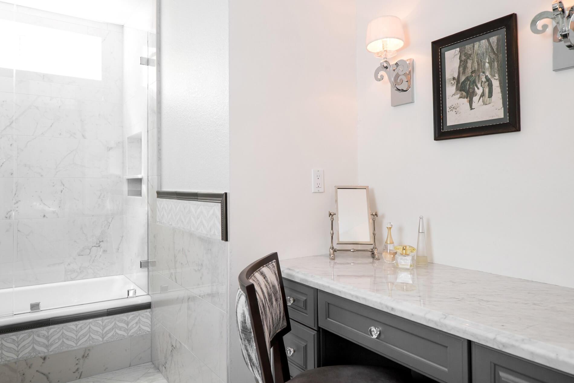 Luxury Master Bathroom, Luxury Master Bathroom Vanity, Master Bathroom Vanity Design
