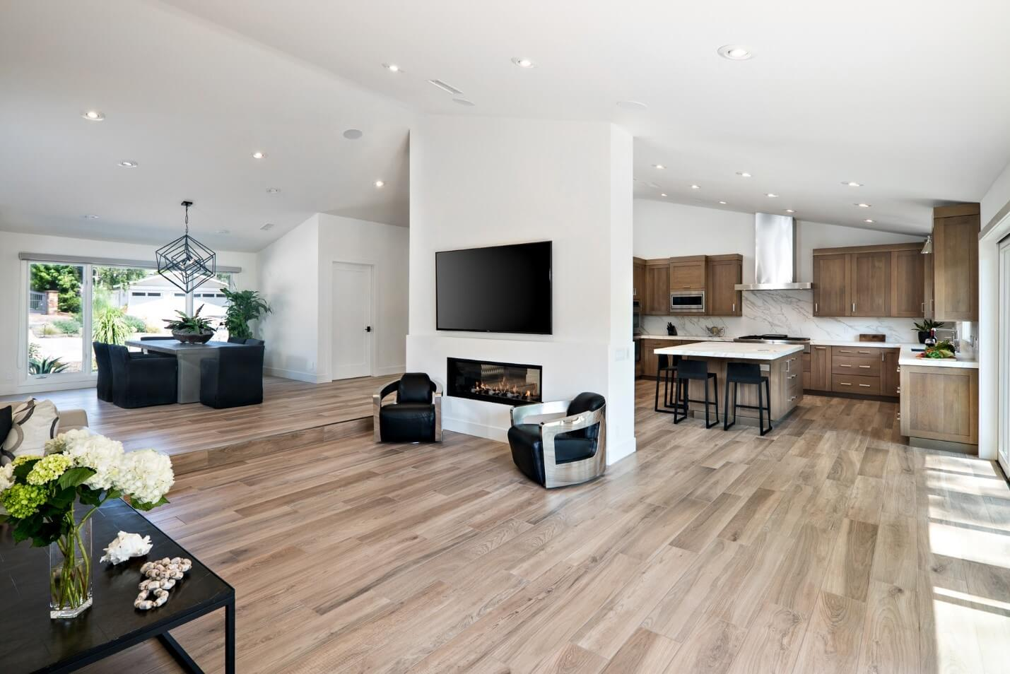 Open Floor Plan Design