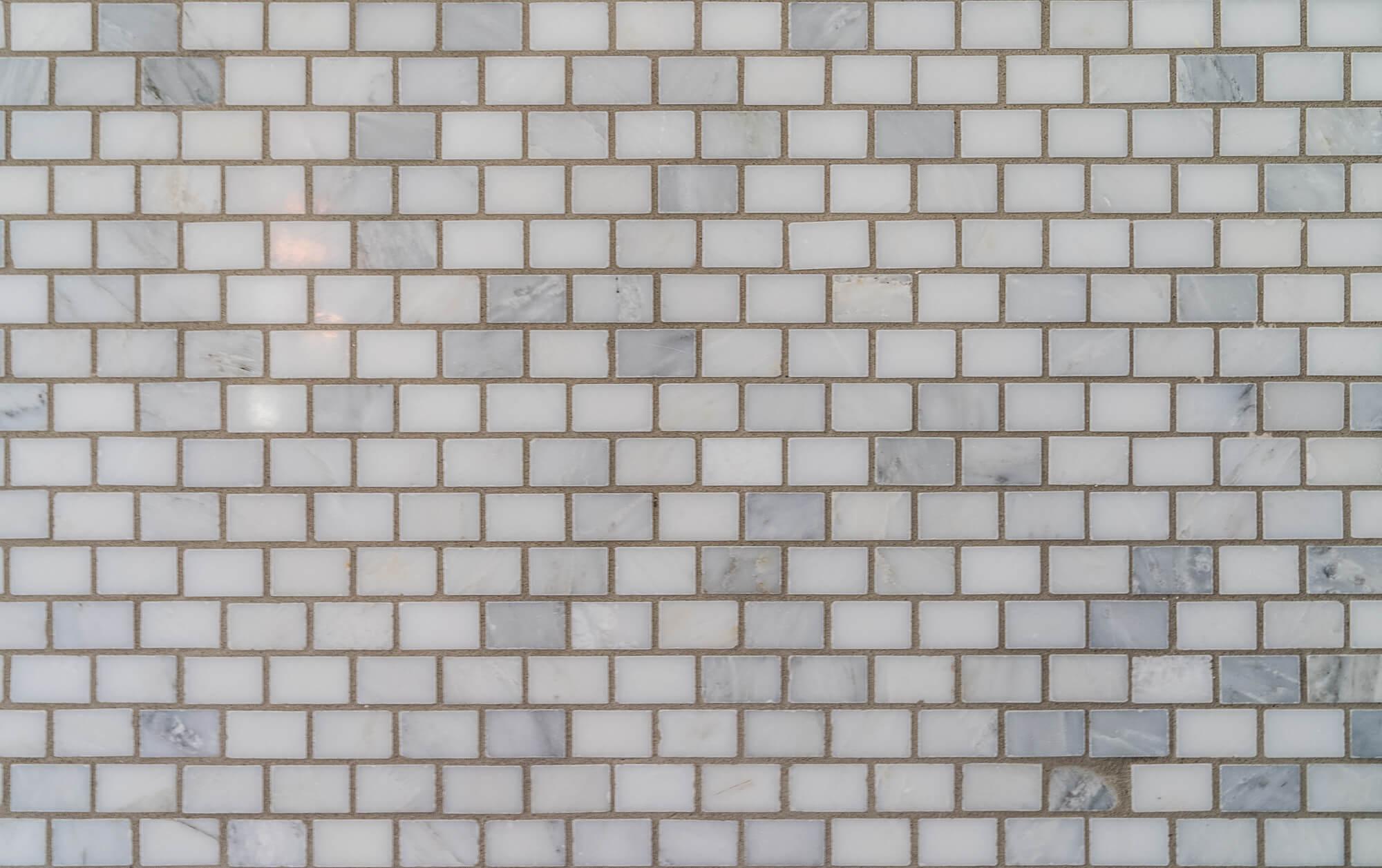 Tile Detail in Master Bathroom, Coto de Caza Master Bathroom