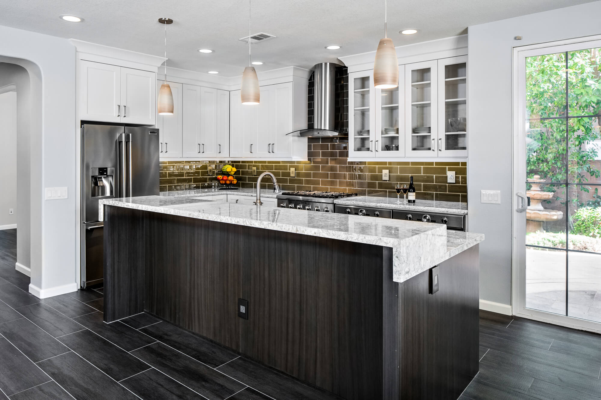 Ladera Ranch Contemporary Kitchen