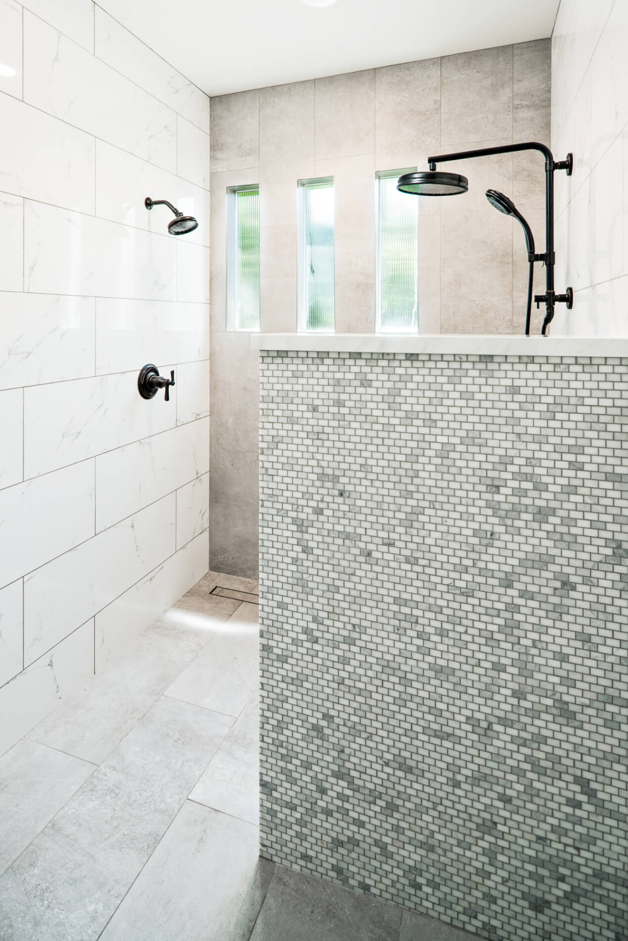 Master Bathroom Linger Shower Drain, Large Walk In Shower, Master Bathroom Wet Room