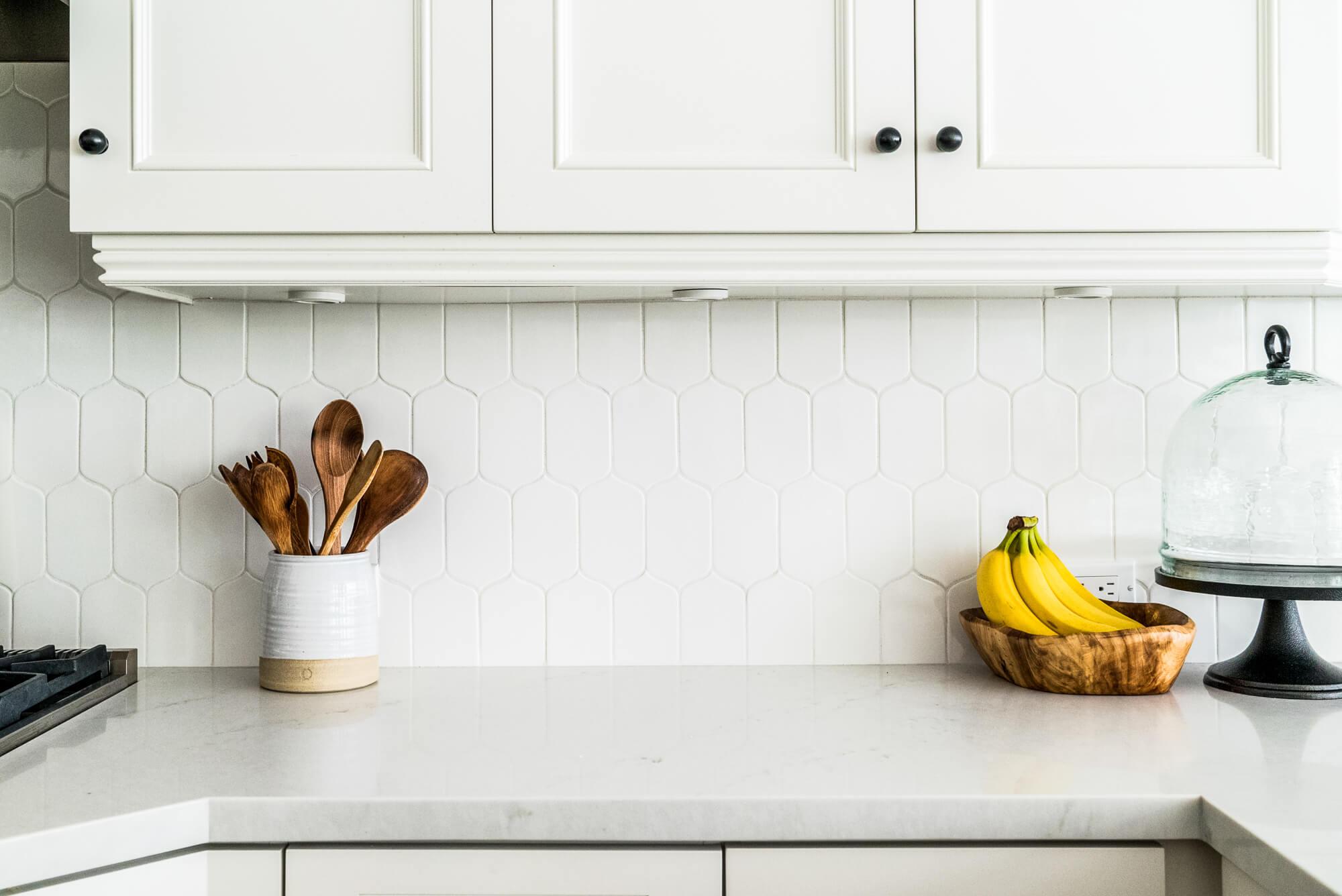 Kitchen Backsplash and Countertop Inspiration, Kitchen Remodel Orange County, Backspash Detail