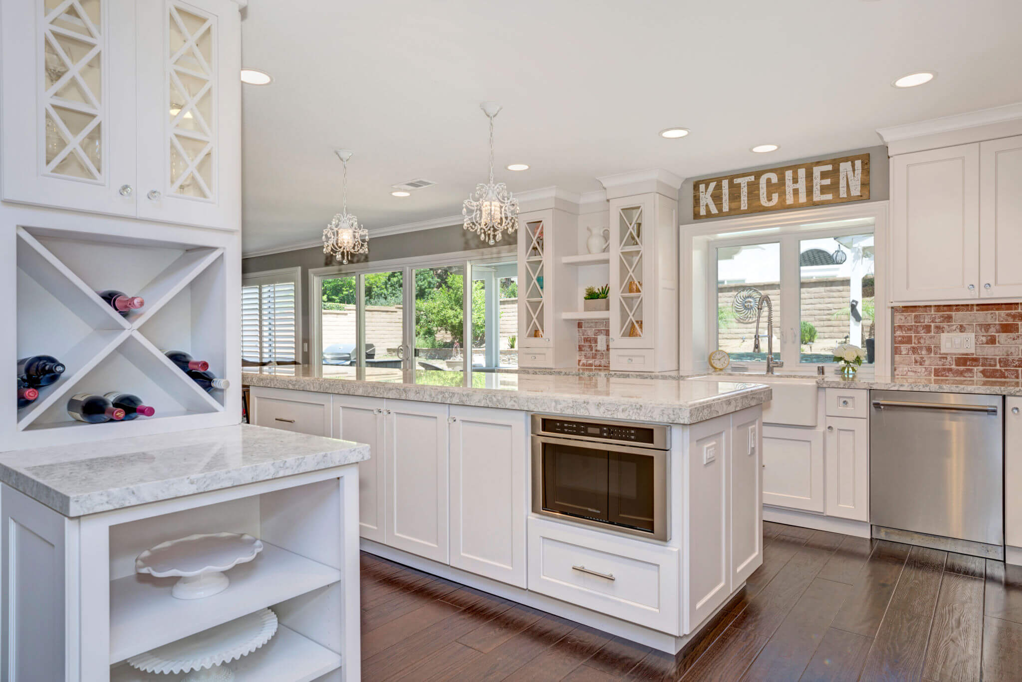 Kitchen Design Services Orange County, High End Kitchen Remodeling Orange County