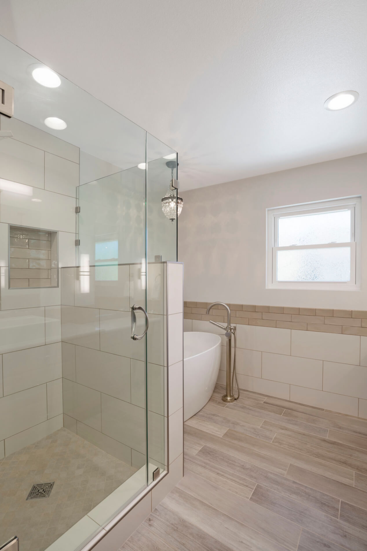 Master Bathroom Luxury Shower Remodel, Master Bathroom Remodel, Master Bathroom Remodel Orange County