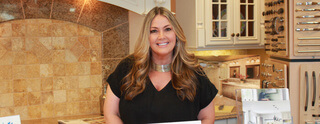 Jess Herring, Sea Pointe Construction Director of 1st Impressions