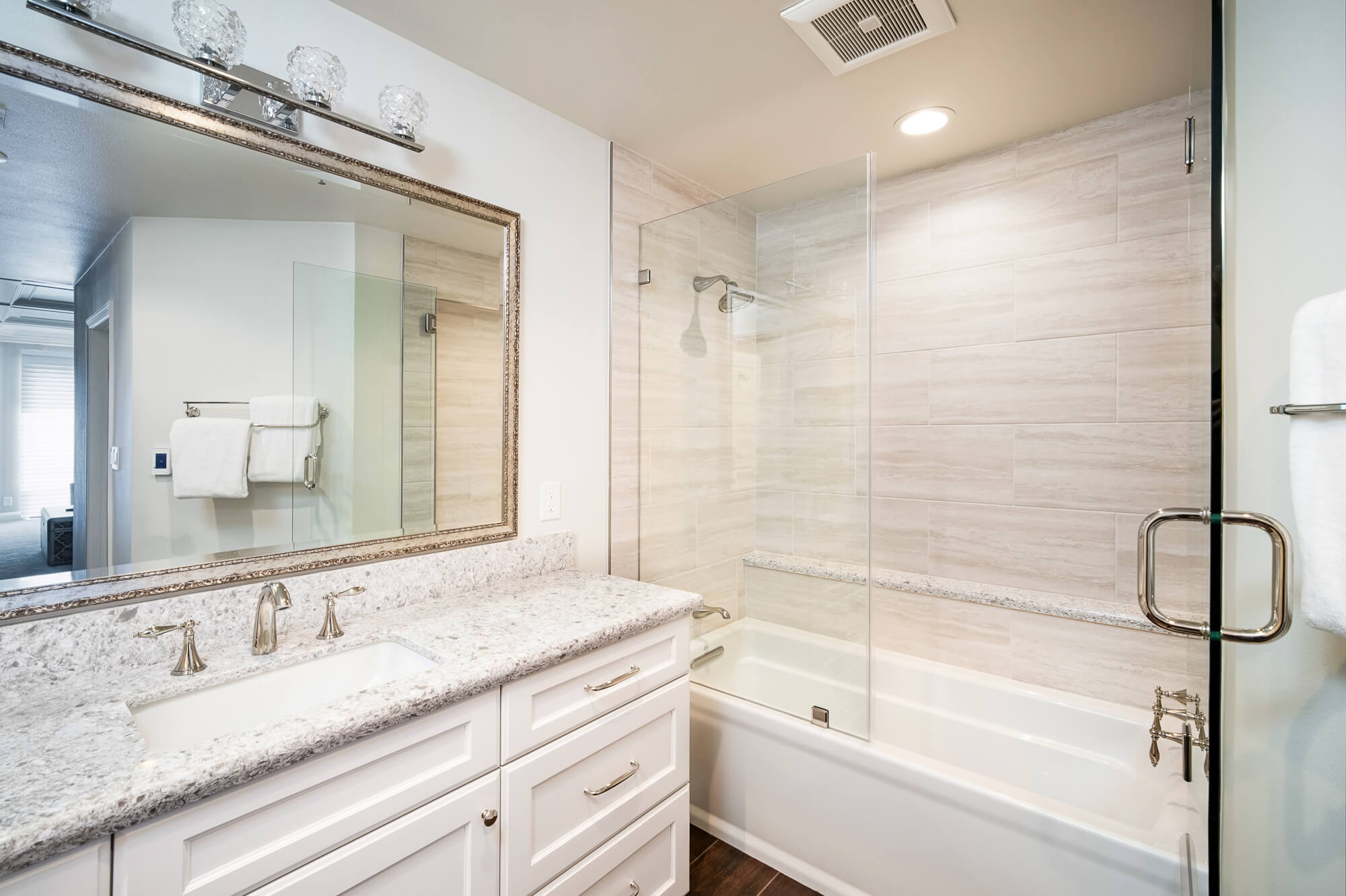 Bathroom remodel design guide bathtubs showers sinks - Images of small bathroom remodels ...