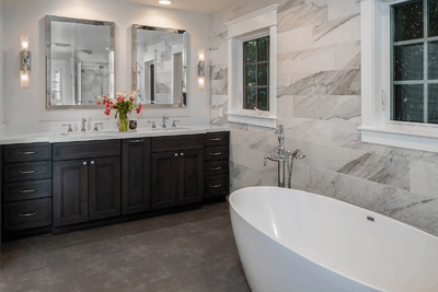 San Clemente Bathroom Transformation