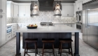 Kitchen backsplash San Clemente