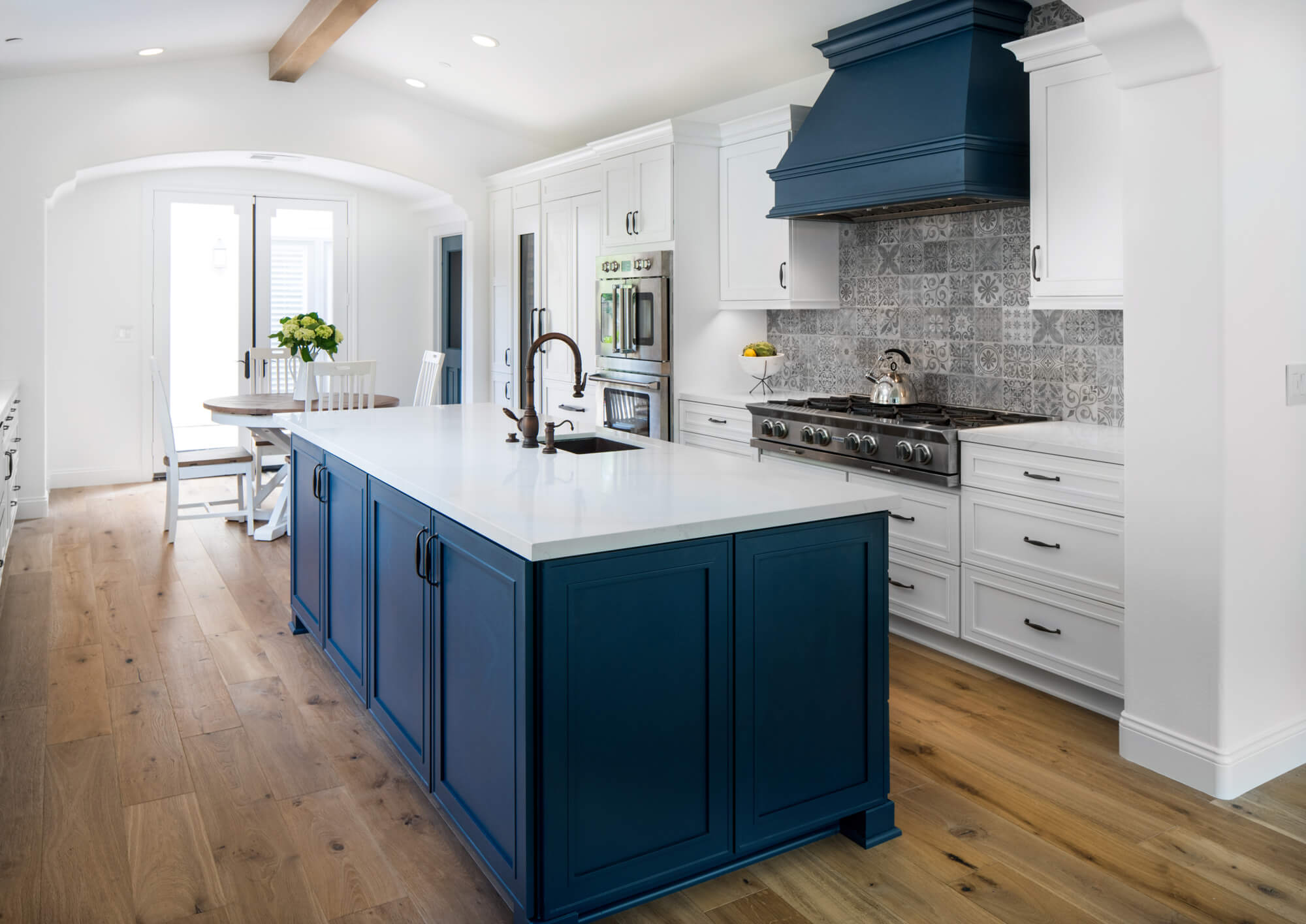 San Clemente Blue Kitchen Trends of 2020