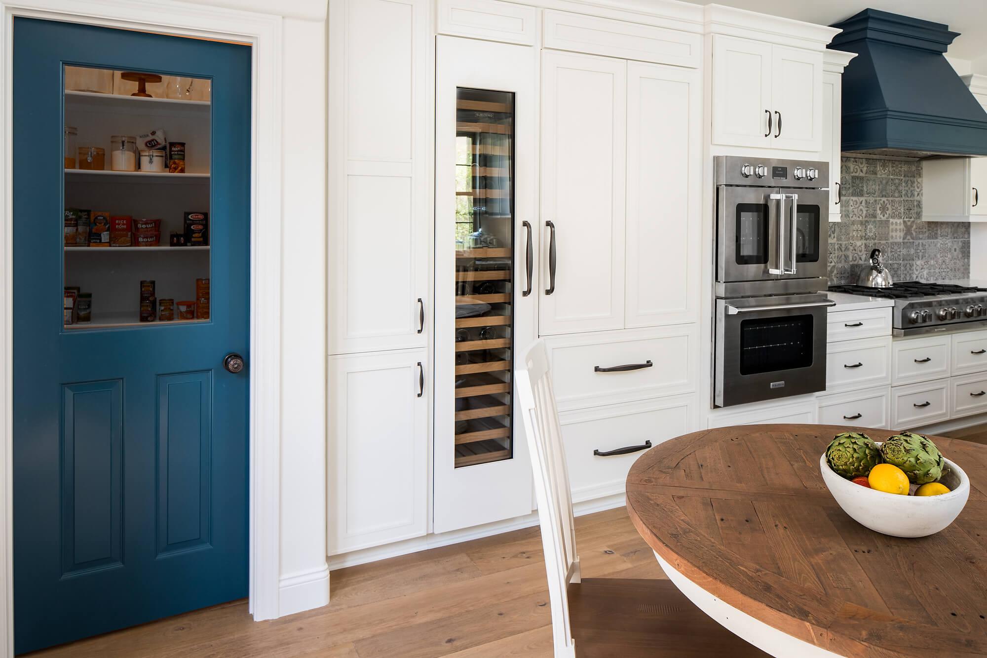 San Clemente Farmhouse Kitchen Remodel