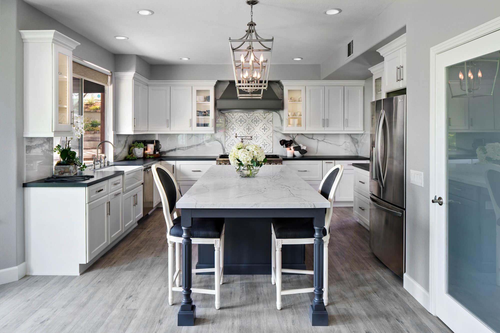 Orange County Kitchen Remodel