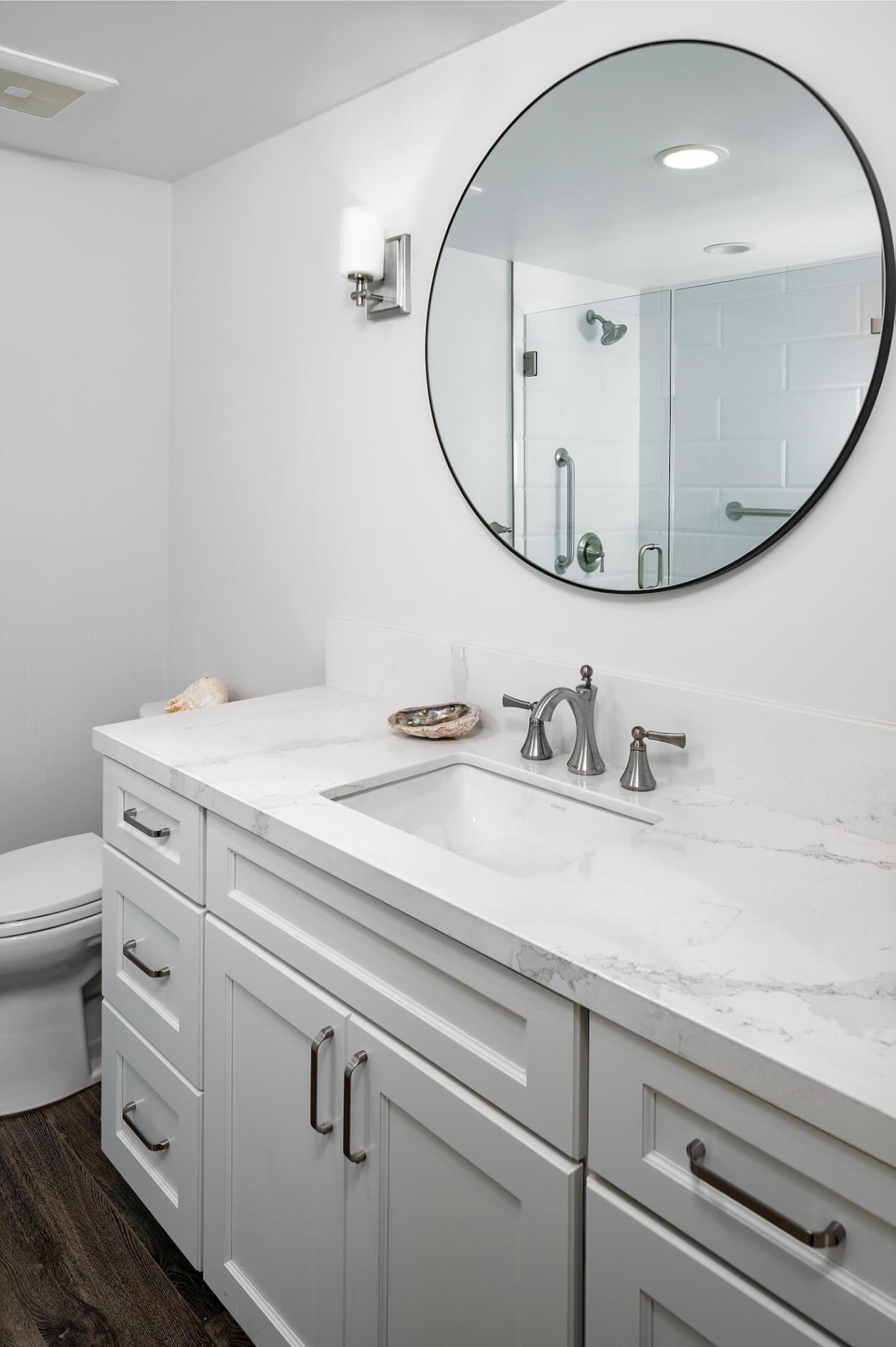 Newport Beach Bathroom Remodel