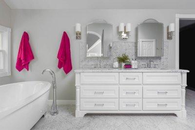 Mission Viejo Marvelous Master Bathroom