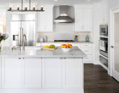 Painted VS Stained Cabinets – Remodeling Design Guide