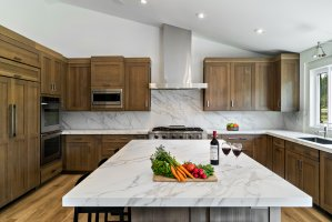 Continuous Countertops on Trend for 2020