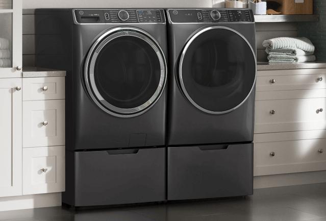 GE Washer & Dryer at KBIS 2020