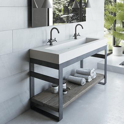 Concrete Vanity unveiled at BIS 2020