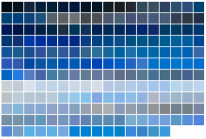 Pantone Announced Blue is the Color of the Year in 2020