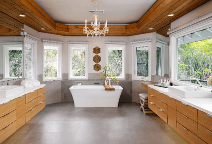 2020 Residential Bathroom Design Trends