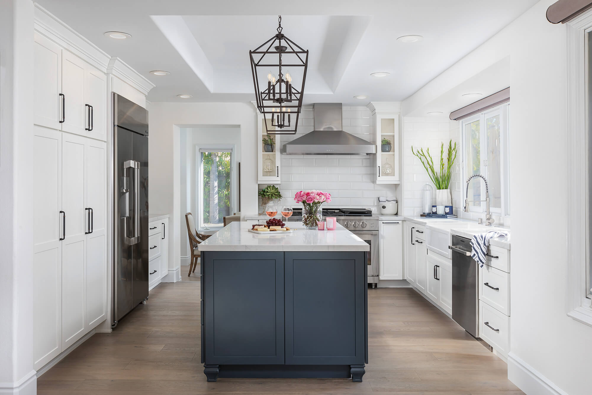 Kitchen design and build remodeling