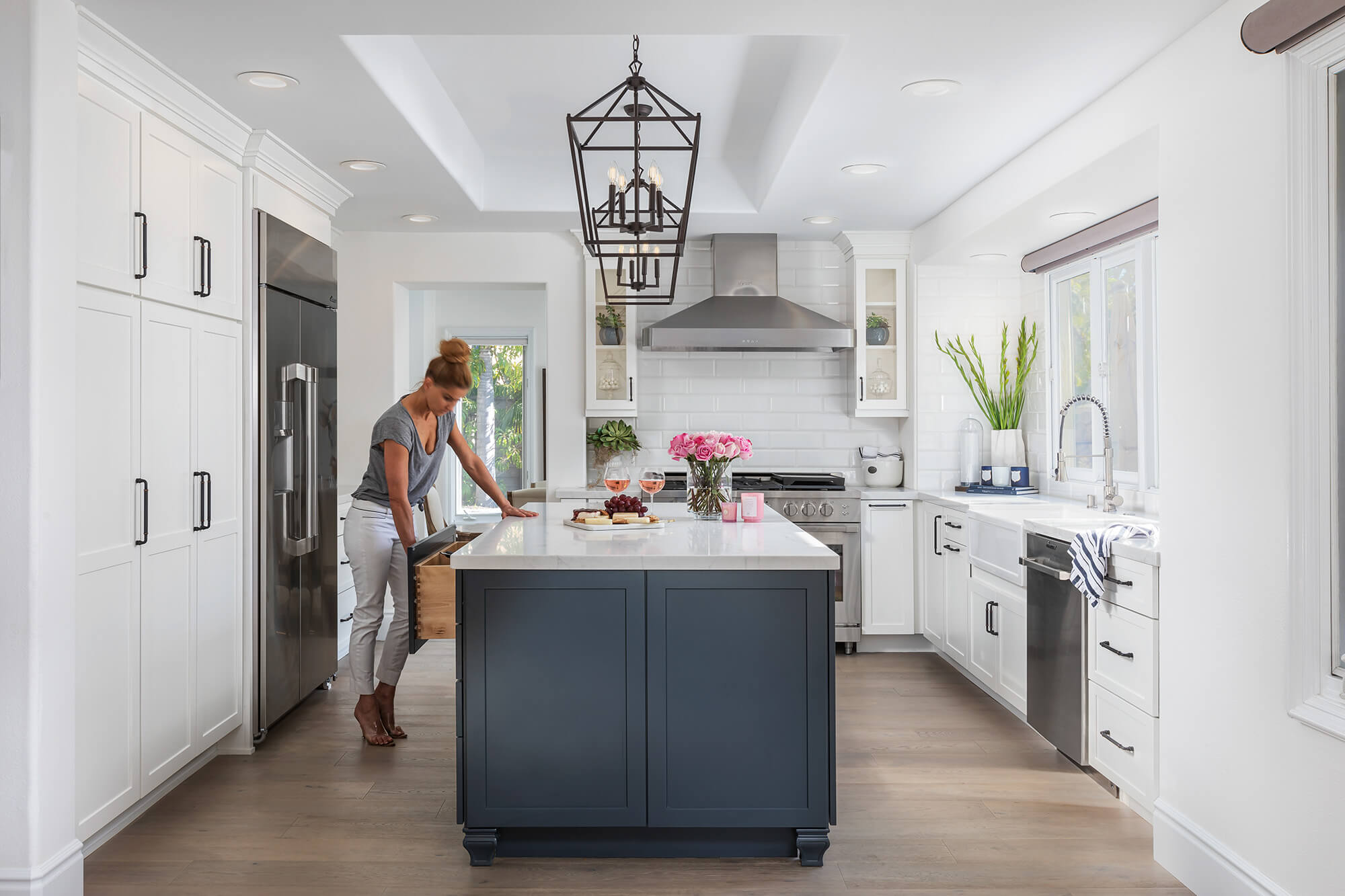 Kitchen Design for Huntington Beach Kitchen Remodel