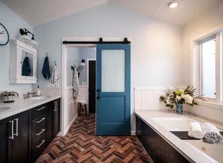 Custom Bathroom Cabinets for Bathroom Renovation
