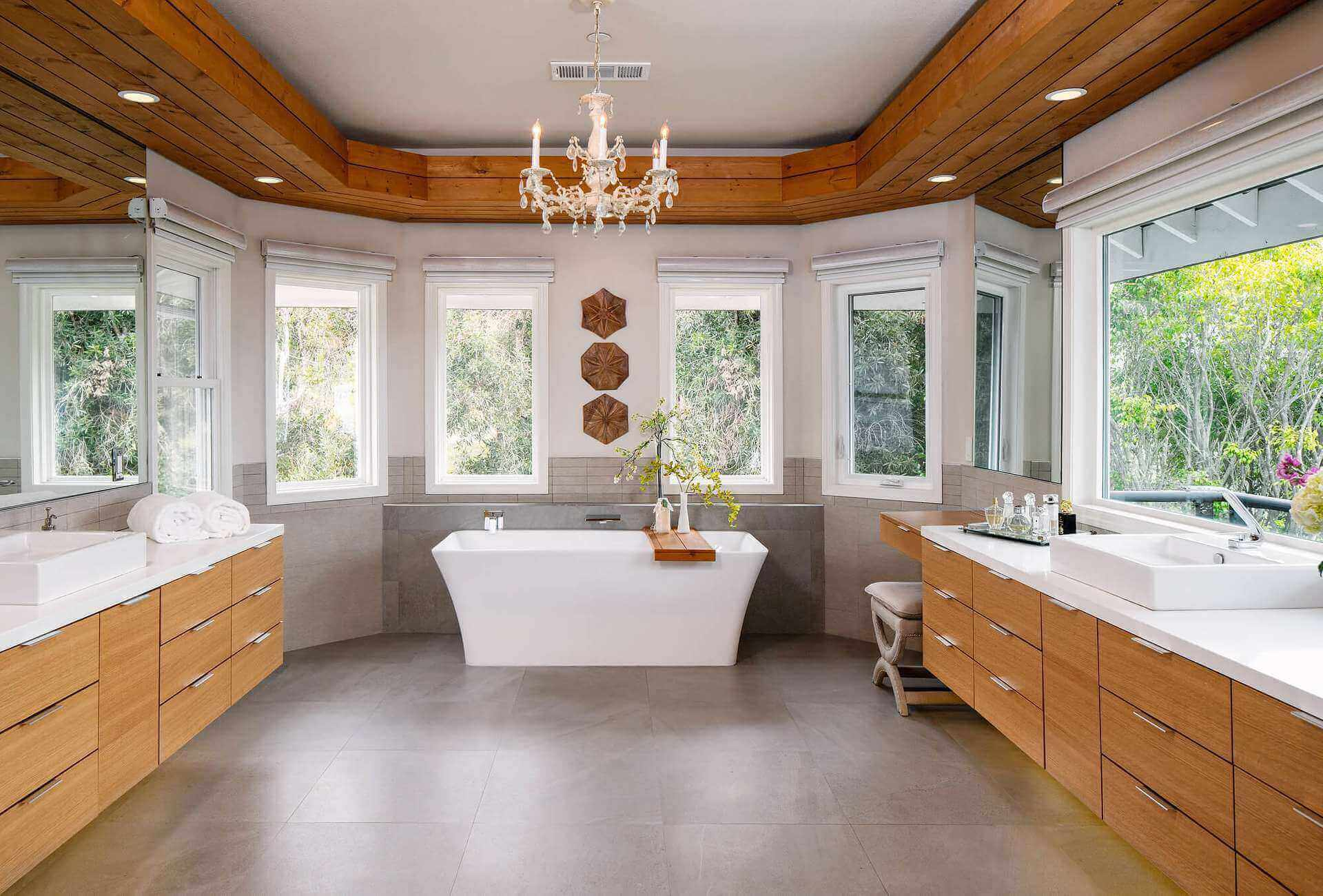 San Clemente master bathroom remodel