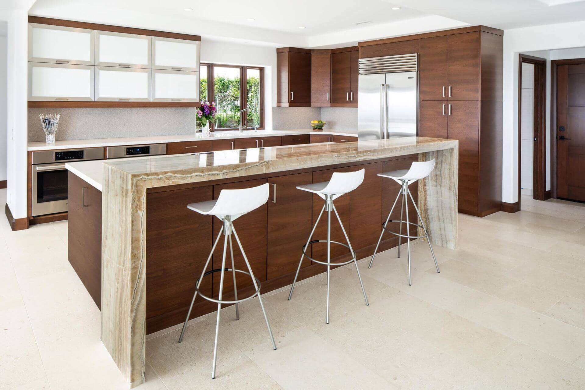San Clemente Contemporary Kitchen Design