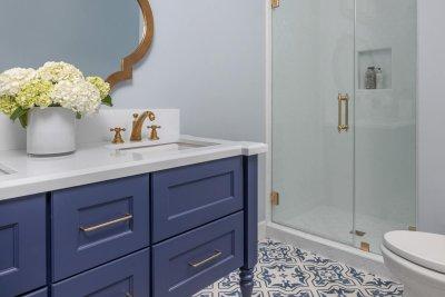 Rancho Santa Margarita Bathroom Remodel