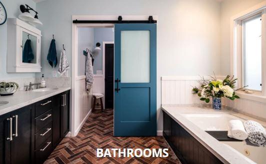 Bathroom Remodeling &Design Portfolio