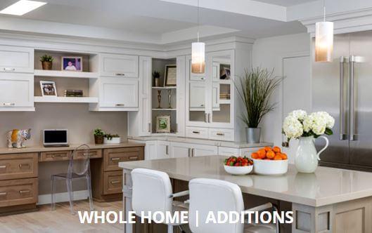 Whole Home Design & Remodeling Portfolio