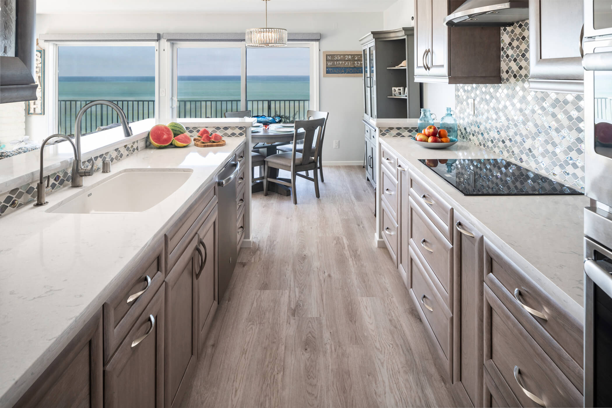 Newport Coast kitchen remodel